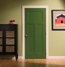 Large Interior Doors by Delectable Green Styles Of Interior Doors Design With White Lines