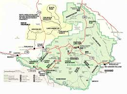 Canyonlands National Park Map Big Bend National Park Map Yahoo Search Results Travel