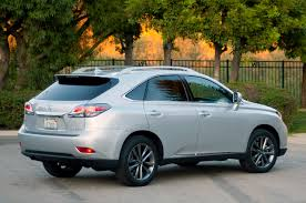 lexus harrier new model lexus rx news and information autoblog