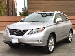 lexus used reading used 2011 lexus rx 350 for sale pasadena ca