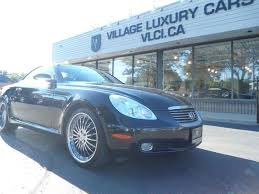 lexus of toronto used cars 2003 lexus sc430 in review village luxury cars toronto youtube