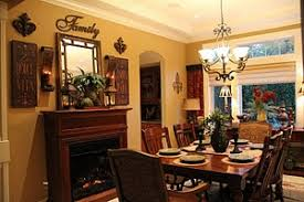 Budget Friendly Tuscan Dining Room Ideas - Tuscan dining room