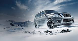 nissan canada trade in conquer all conditions nissan canada