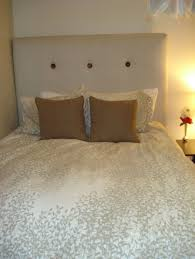 bedroom design easy homemade headboard for queen size bed bedroom design creative white homemade headboards ideas with tufted buttons hgtv homemade headboard ideas