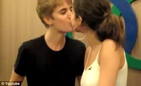 adventures in historical fiction  selena gomez kissing