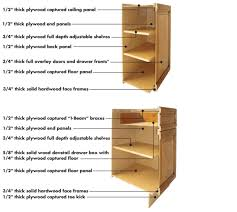 Top Of The Line Kitchen Cabinets How To Choose The Right Kitchen Cabinet Materials For Your Project