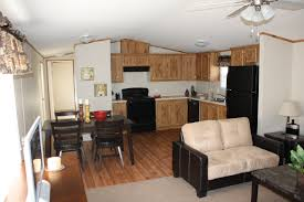 mobile home interior image on brilliant home design style about