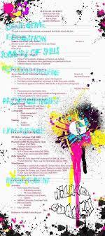 Self Promotion  R  sum    amp  Job Application by Vidar Olufsen Natalia Fitzgerald