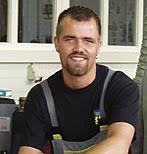 Sieger des Bundesleistungswettbewerbs 2001: Kfz-Mechaniker Marco Hahn. - hahn.73827
