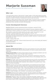 Resume Resume Samples   VisualCV Resume Samples Database Owner   Resume Writer   Career Strategist Resume Samples