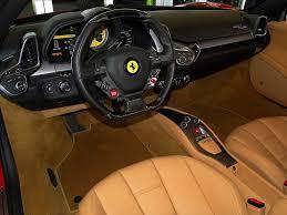 Ferrari 458 Italia Interior - 2010 ferrari 458 italia