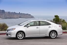 lexus manufacturer recall lexus hs 250h hybrid car recalled for potential loose suspension fault