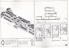 Massive House Plans by Original Plans And Images From The Thamesmead Housing Development