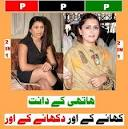 Half Naked PPP Reality - Shazia Marri in Dual Mode - PakMediaBlog