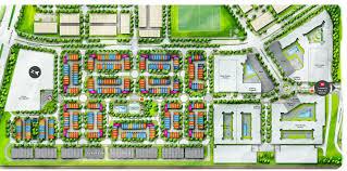 site plan westside at shady grove metro eya