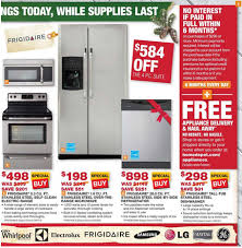black friday electric range home depot pre black friday appliance sale sunday wednesday 11