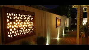 Outdoor Wall Planters by Litecrafts Wall Art Outdoor Feature Led Light Boxes And