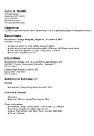 Resume Examples For Teens   Best Resume Example Best Resume Example