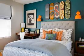 15 creative kid s room decor ideas diy network blog made skateboards as artwork