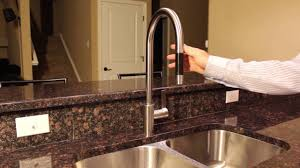 dornbracht tara pull down kitchen faucet review youtube