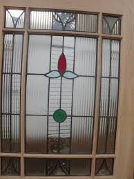 bevelled glass door stained glass door panels image collections glass door interior