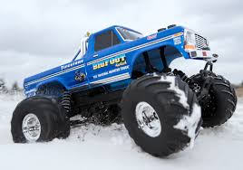 bigfoot king of the monster trucks bigfoot no 1 u2013 the original monster truck u2013 ford f 100 1 10
