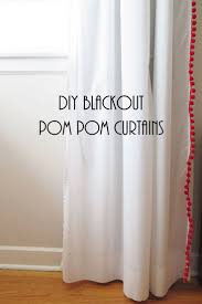 Blackout Curtain Panels Best 25 Diy Blackout Curtains Ideas On Pinterest Blackout
