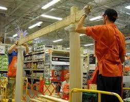 Pergolas Home Depot by Build A Pergola With Columns From Start To Faux Finish The Home