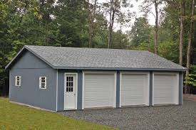 another 3 car garage from sheds unlimited of lancaster pa buy a