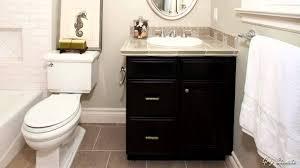 small bathroom vanity cabinet ideas youtube