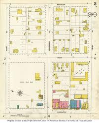 San Antonio Texas Map Sanborn Maps Of Texas Perry Castañeda Map Collection Ut