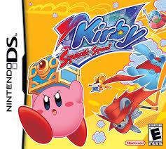 Historia de Kirby con imágenes