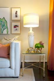 How To Decorate Your Living Room Side Table Collingwood Batchellor - Living room side table decorations