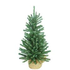 18 inches artificial christmas trees