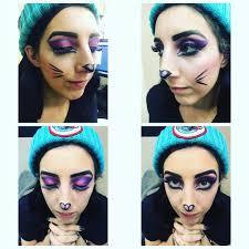 46 kickass halloween cat makeup ideas for all the feline lovers