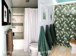 one room challenge modern boho bathroom reveal jessica brigham
