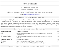 Personal Profile Essay Examples StandOut CV Professional CV Experts