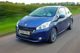 cheap peugeot peugeot 208 2012 car review honest john
