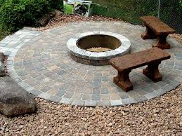 Ideas For Fire Pits In Backyard by Best 25 Brick Fire Pits Ideas On Pinterest Fire Pits Brick