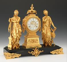 Ansonia Mantel Clock Ansonia Clock Co Aspire Auctions