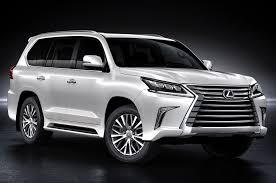lexus suv with third row 2016 lexus lx570 reviews and rating motor trend