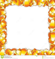 halloween candy border clipart u2013 festival collections