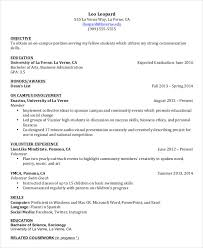 For college students with limited work experience  this resume template  lets education  skills