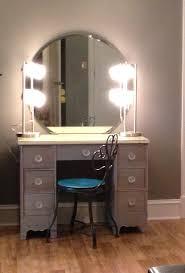 tips vanity desk with lights bedroom makeup vanities bedroom