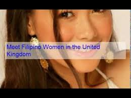 Online Dating Filipino Women in the United Kingdom UK Europe
