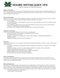 How To Do An Resume How Do U Write A Resume Resume For Your Job Application