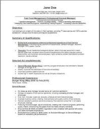 Fast Food Resume Samples by 28 Fast Resume Template Resume Tips Infographic Resume
