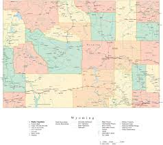 Wyoming Map Usa by Indian Lake Name In Map Wy Usa Comp 1458x1299 543846 Indian