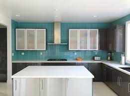 Kitchen Backsplash Samples Aqua Glass Subway Tile Modern Kitchen Backsplash Subway Tile Outlet