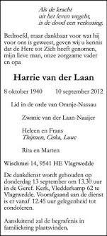 Harrie van der Laan | Mensenlinq.nl - Dagblad van het Noorden ... - 15307921